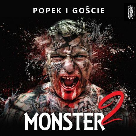 Popek płyta Monster 2 okładka